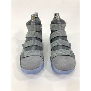 b8b6ac605b42 Nike Shoes - Nike Lebron Soldier XI Cool Grey Pure Platinum Men